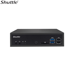 Shuttle DH170 Mini PC - Tripple Display, Dual NIC, Dual Serial