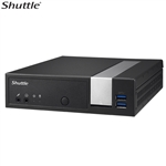 Shuttle DX30 - Fanless, 2 x RS232, 4K/UHD