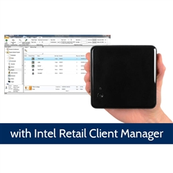 Intel Retail Client Manager - Intel NUC DC3217IYE Player (One-year Subscription Included)