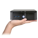 AOPEN MP67-DI mini pc - Intel vPro, USB 3.0, Intel Core i3/ i5/ i7 (Ivy Bridge)
