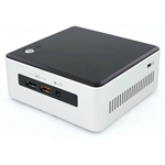 "Intel NUC NUC5i3RYH Mini PC - 5th gen Intel i3 / Intel HD 5500 / 2.5"" HDD"