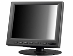 "8"" LED LCD Monitor w/ VGA & AV Inputs"