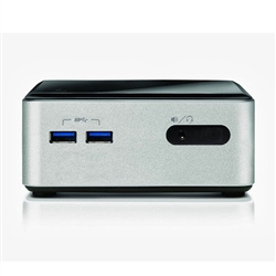 "Intel D54250WYKH NUC Mini PC - 4th Gen Core i5 / HD 5000 / 2.5"" HDD"