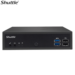 Shuttle DH02U Mini PC - Quad Display 4 x HDMI NVIDIA GeForce GTX 1050 MXM