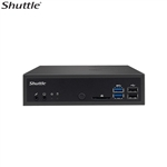 Shuttle DH110 Mini PC - Dual Display, Dual NIC, Dual Serial