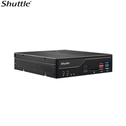 Shuttle DH370 Mini PC - 8th Gen | triple 4K display