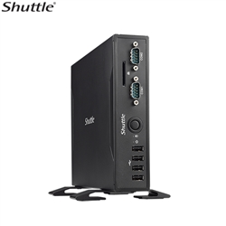 Shuttle DS57U/U3/U5 Mini PC - dual RS232, dual NIC