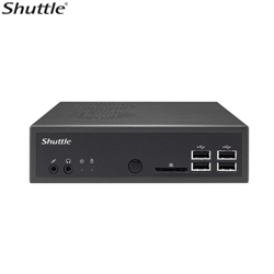 Shuttle DS81 Mini PC - END OF LIFE, SEE SHUTTLE DH110