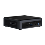 Intel NUC NUC10i3FNK Mini PC - 10th gen i3 (2-Core), DDR4,  Intel UHD Graphics
