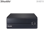 Shuttle XH81V - Haswell Refresh 65W CPU + 4K Video